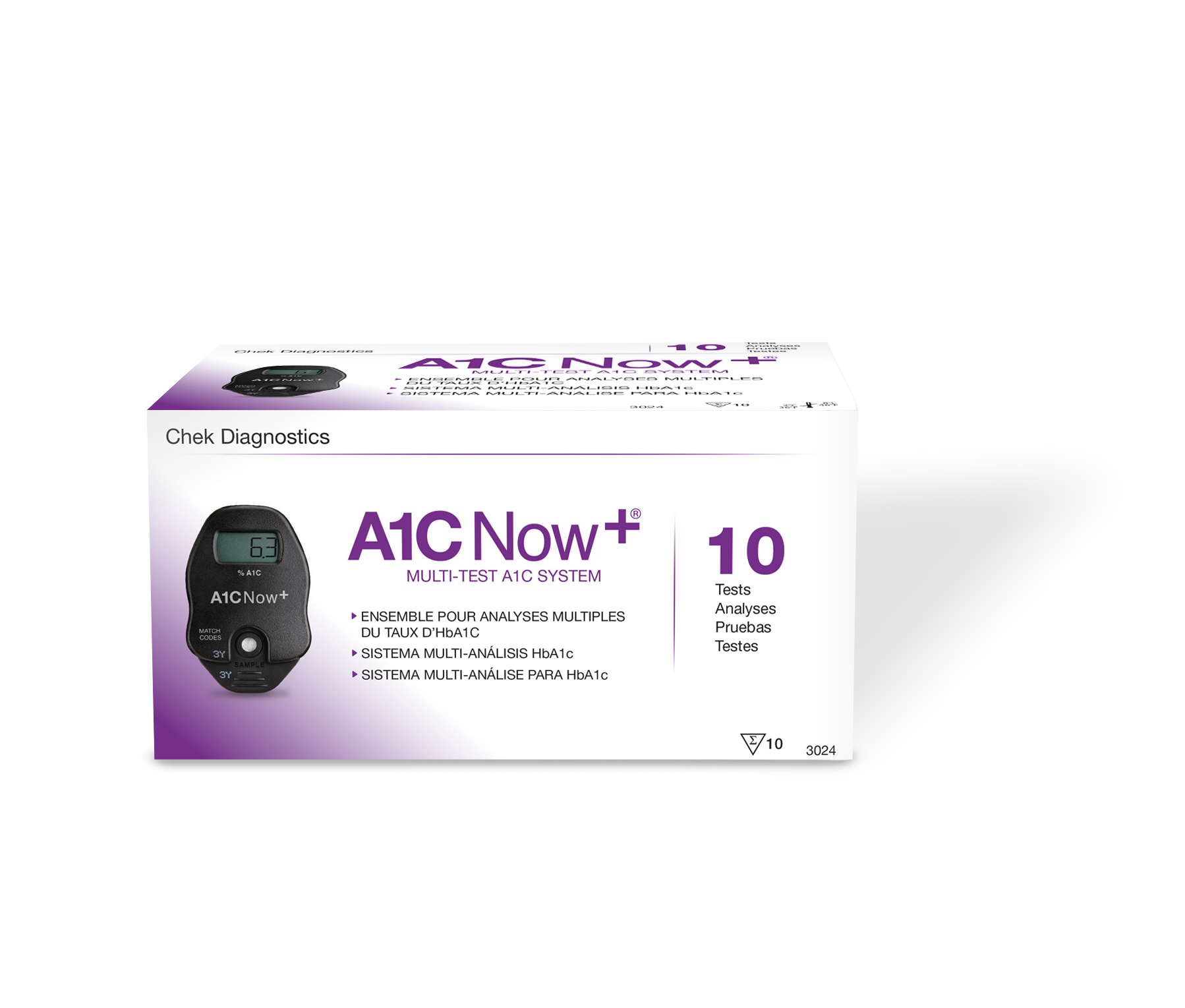 A1C Now+ Box